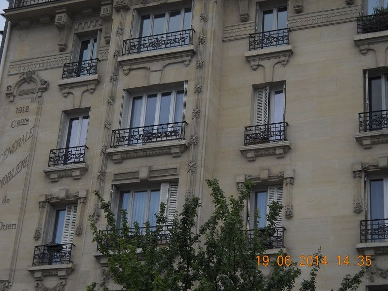 Immobilier classique saint-ouen - 93400 bouquet 360 000E - ref 1080