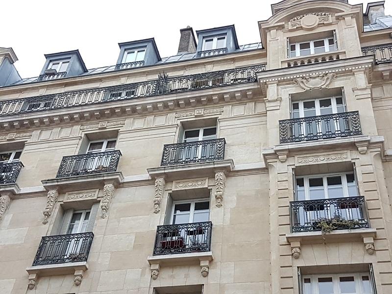 Nue-propriété paris - 75017 bouquet 710 000E - ref 1745