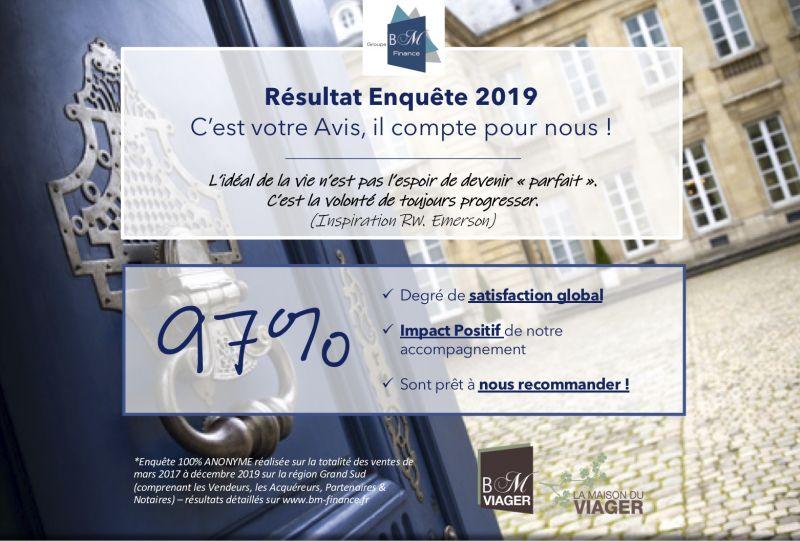 Viager occupé bouilladisse - 13720 bouquet 27 000E - ref 1748