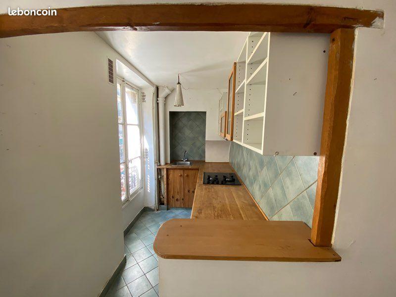 Immobilier classique paris - 75014 - ref 2008b